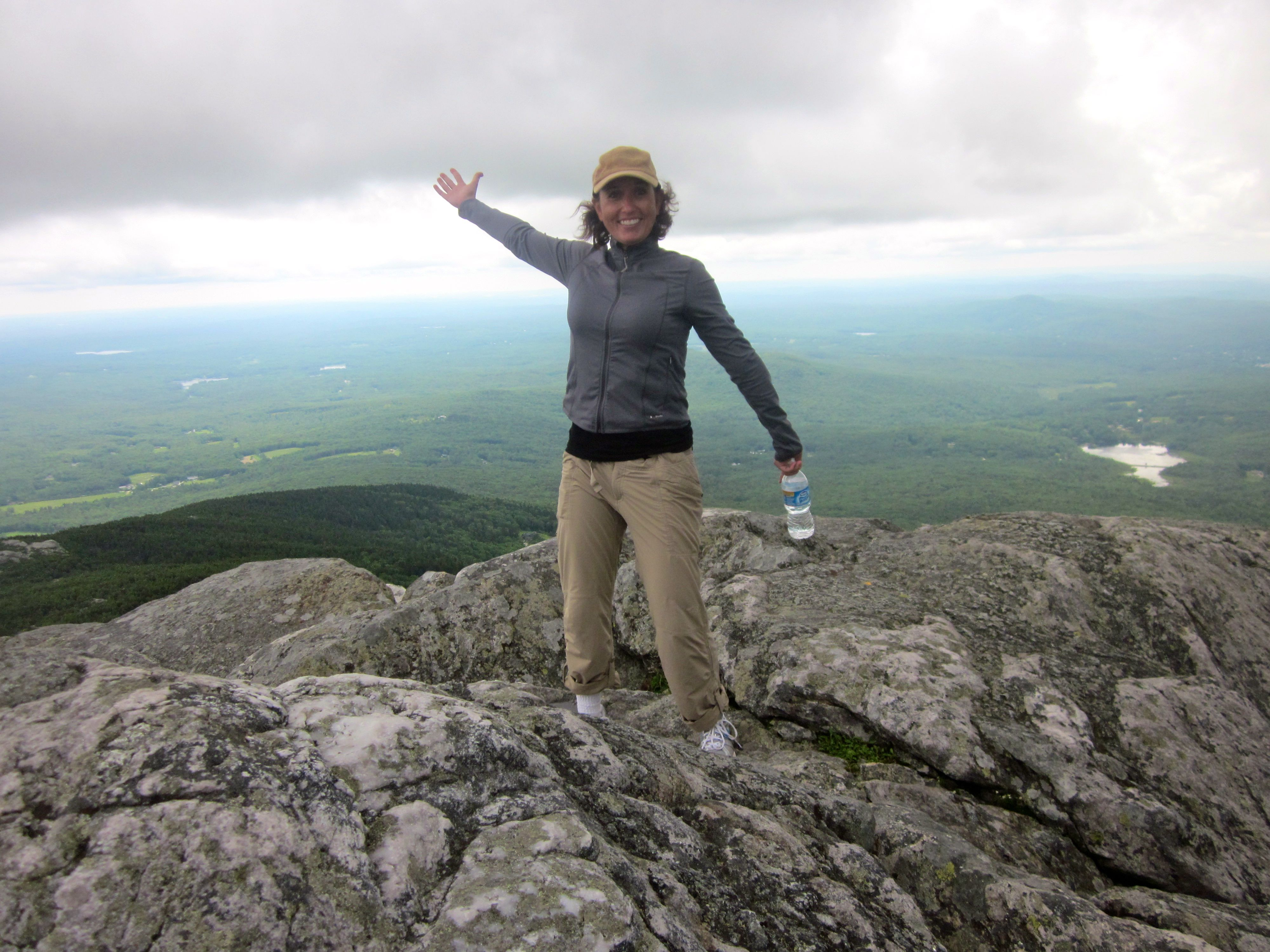 don t leave your hiking boots at home mount monadnock new