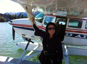 Alaskan Adventures with Ms Traveling Pants – Part 9 Soaring Above the Juneau Icefield via Floatplane