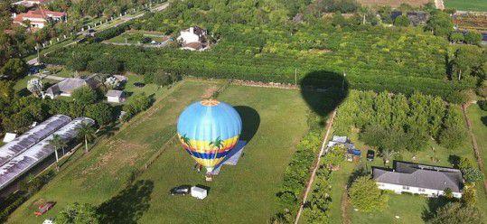 Hot Air Ballooning Miami