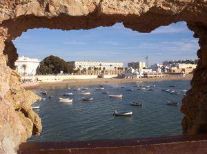Touring Around Cadiz