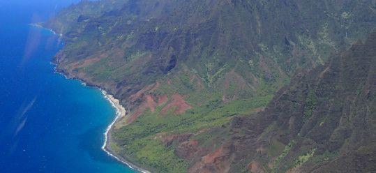 Tour Kauai via Helicopter