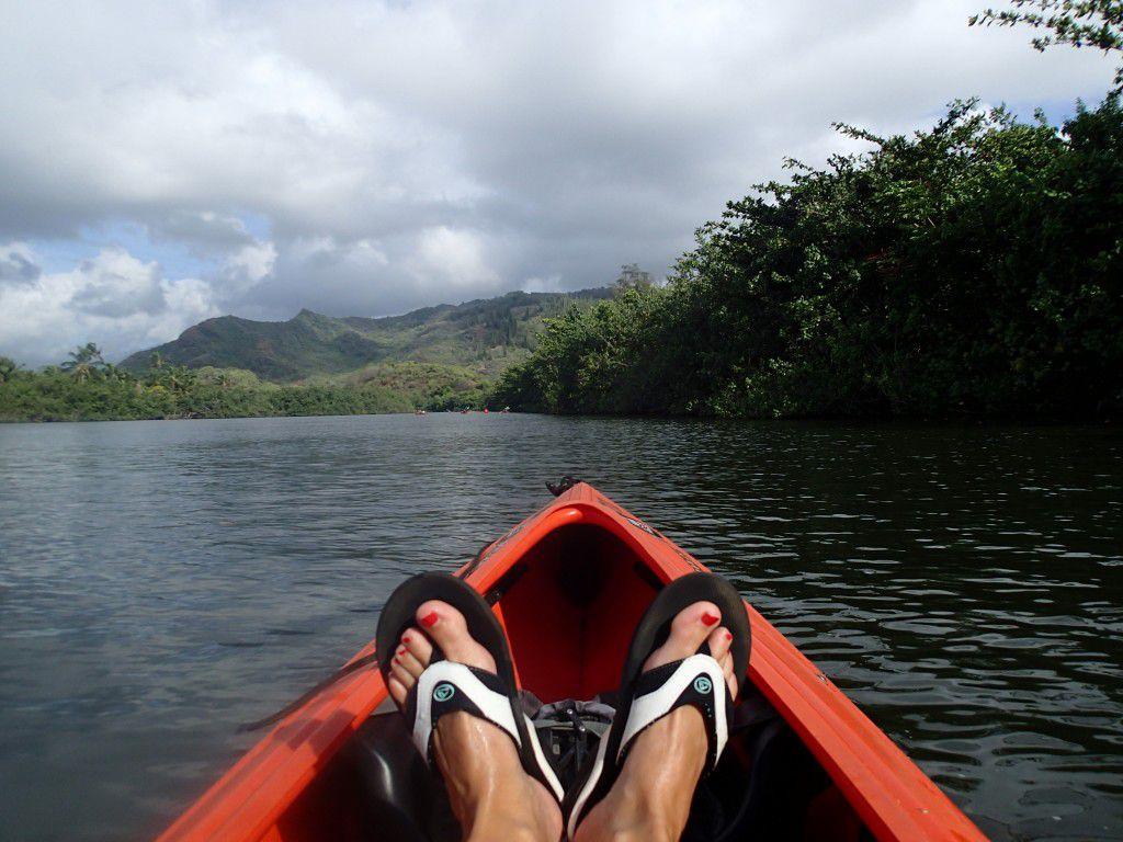 Wailua River Kayak Adventure With Ms Traveling Pants