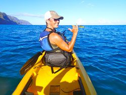 Kayak Na Pali Coast Kauai