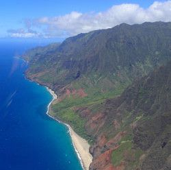 Kauai Helicopter Tour of Na Pali Coast