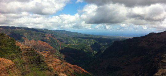 Waimea Canyon and Hanapepe,Kauai-Make a Day and Night of It