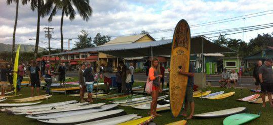 Travel to Kauai – Ready, Set, Surfboard Swap