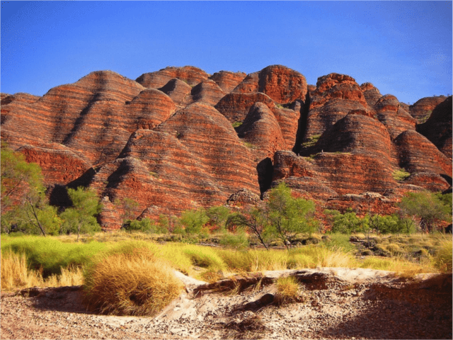 Bungle_Bungle_Ranges_Australia