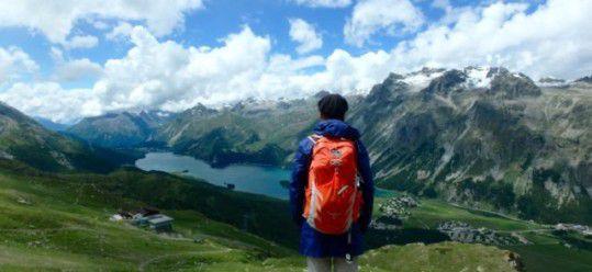 Summer Adventure Stories: Switzerland, Indoor Skydiving, and Audiobook