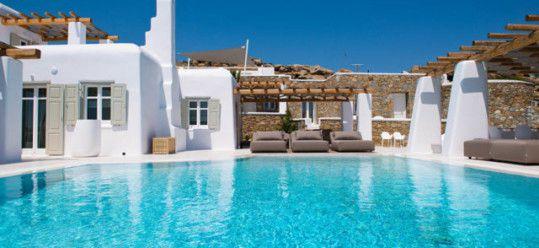 The Best of Mykonos Island Greece