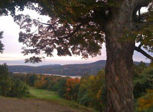 My Road to Recovery – Walking Amongst the Fall Colors in New York