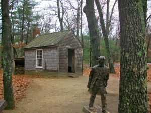Ms Traveling Pants Wandering at Walden Pond and Wondering…