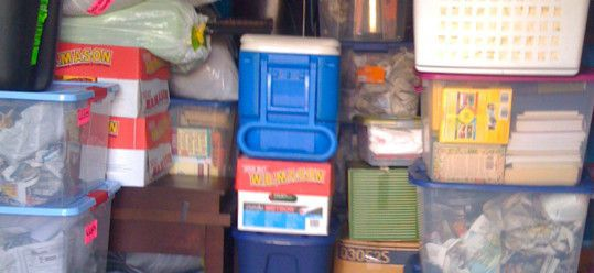 The Joy of Moving by a Pack Rat