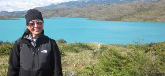 Tudo Azul in Torres del Paine, Patagonia, Chile