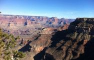My 1st View of the Canyon