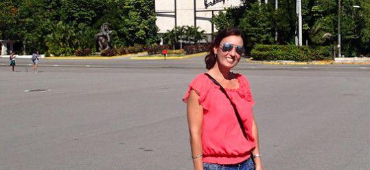 La Plaza de la Revolucion Cuba