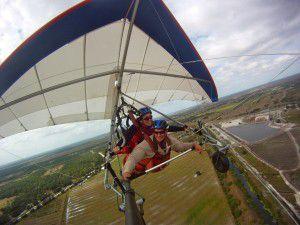Soaring with the Birds – Hang Gliding Lake Okeechobee, FL