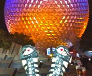 Returning to Epcot