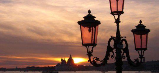 Spending Valentine's Day in Venice