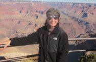 Ms Traveling Pants at the Grand Canyon