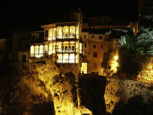 Cuenca and its Hanging Houses
