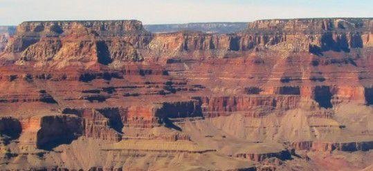 Grand Canyon and Inspirational Technicolor Views