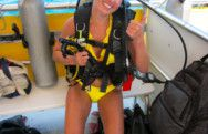 Fort Lauderdale, Florida Tracey Wreck Dive