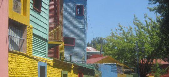 Most Colorful Port Barrio – Caminito BA, Argentina