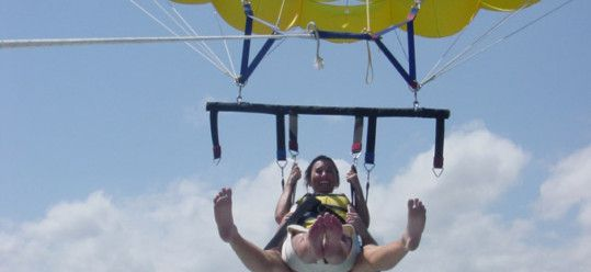 Parasailing after 20 years