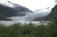 Mendenhall Glacier – Juneau, Alaska