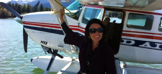 Floatplane Tour of Juneau Icefield