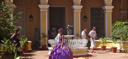 A Rite of Passage – Quinceañera in Cuba