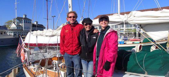 Sailing is to Newport, Rhode Island like…