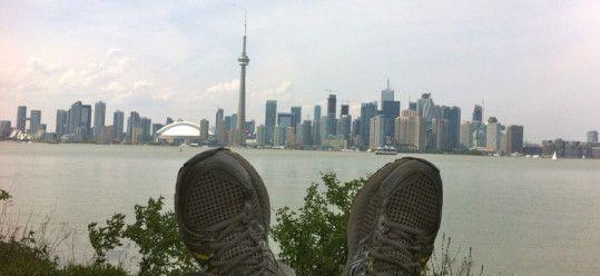 Walking Amongst the Stars in Toronto