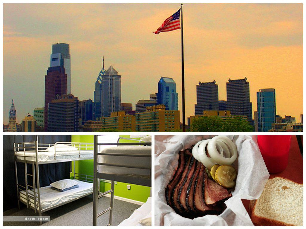 Philadelphia Hostelbookers Taste of America