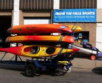 Ready for a Kayaking Adventure of Minneapolis on the Mississippi