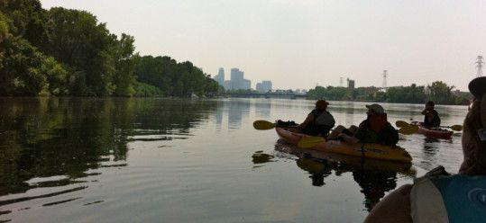 Travel Minneapolis One Paddle at a Time