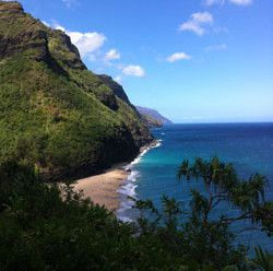 Hanakapi'ai Trail and Beach Kauai