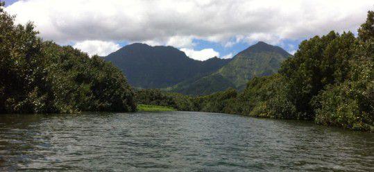 Paddleboarding Kauai – Adventure on the Hanalei River