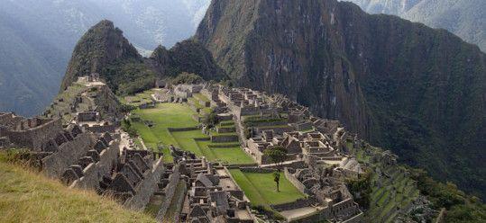 Inspirational Travel to Machu Picchu Peru