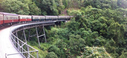 Kuranda Scenic Railway – Adventure Travel Queensland Australia