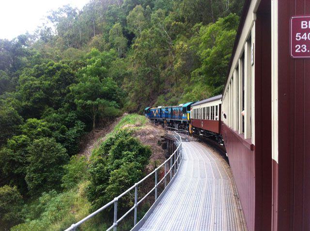 Kuranda_Train_en_Route