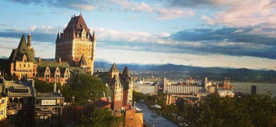 Outdoor Adventure Getaway to Quebec City featured on Trekity