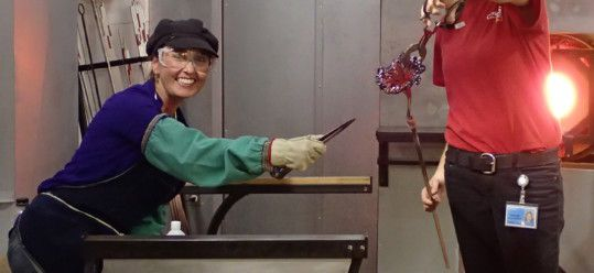From Corning to Down Under with Love – Corning Museum of Glass