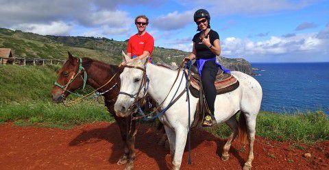 Adventure Travel Maui – Horseback Riding Maui