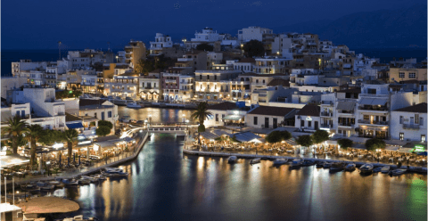 How to Conquer Crete in 12 Days