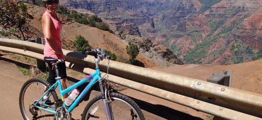 Biking Waimea Canyon – Adventure Travel Kauai
