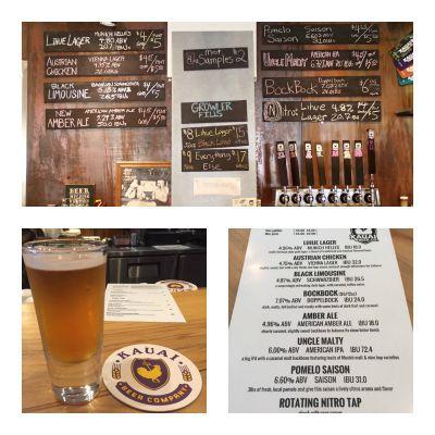 Kauai_Beer_Co_Collage_by_Heidi_Siefkas