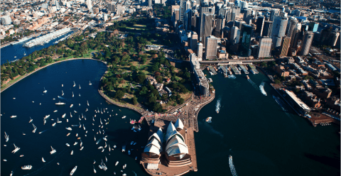 Top Three Australian Holiday Destinations