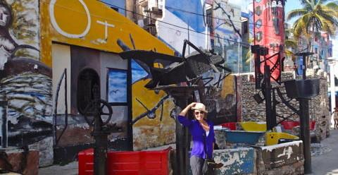 Cuban Street Art Featured on RoarLoud