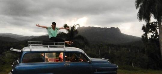 Shifting Gears in Baracoa, Cuba